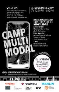 Conferencia de Movibilidad de la EGP