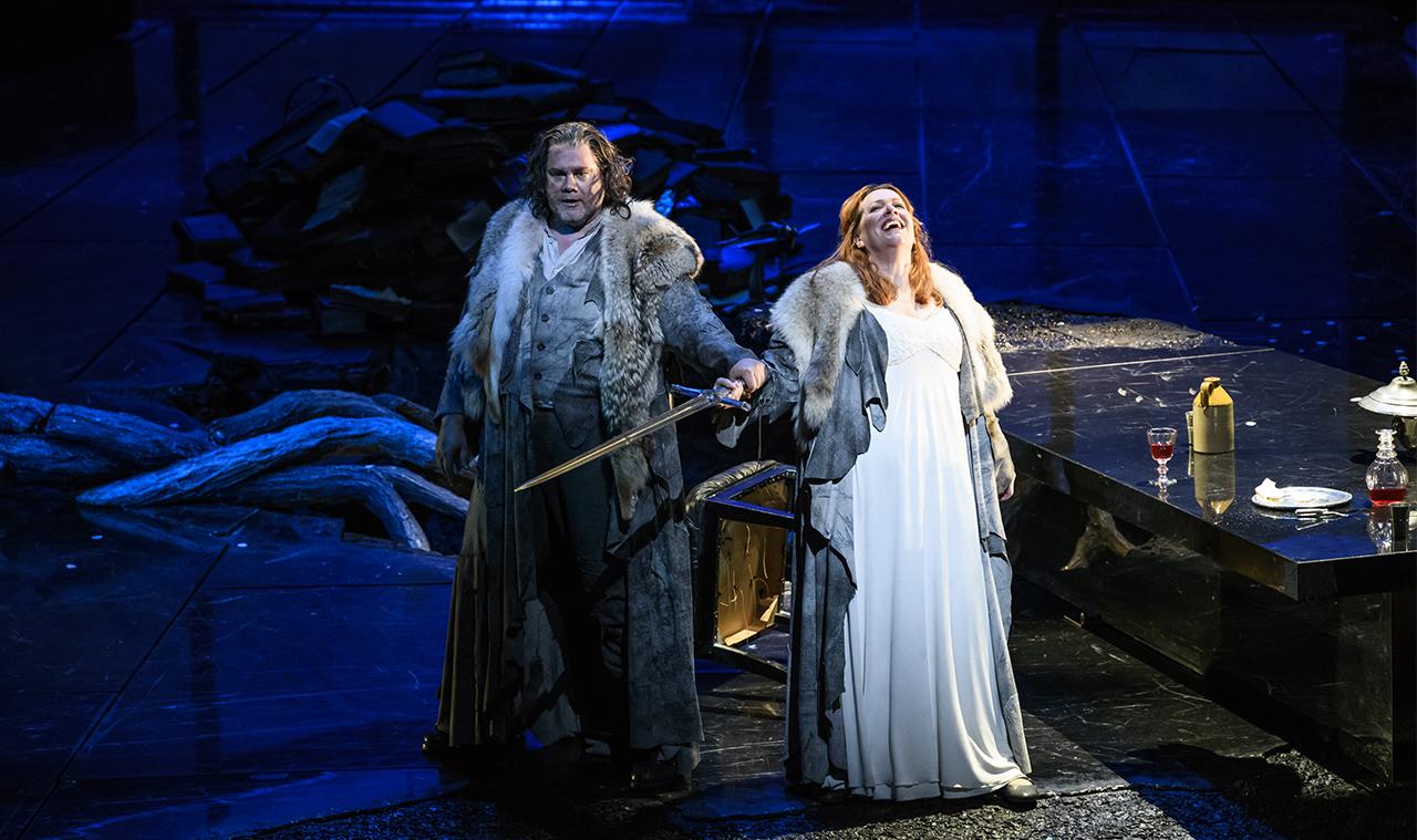 cantantes de opera