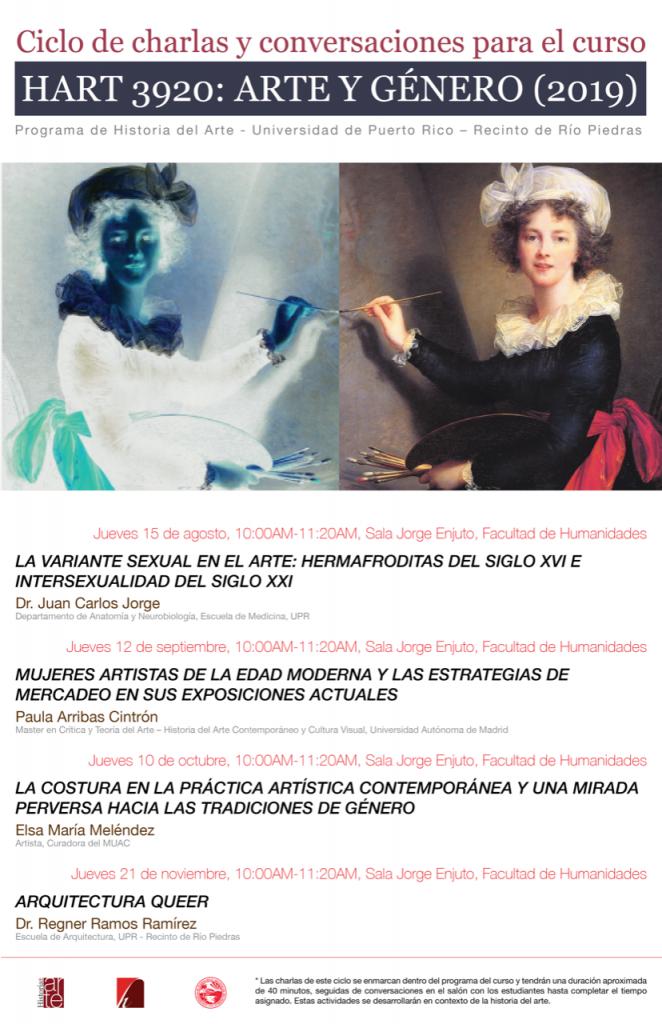 Arquitectura queer @ Sala Jorge Enjuto, Facultad de Humanidades