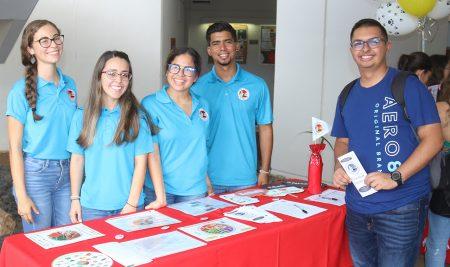 Naturales organiza Feria de Organizaciones Estudiantiles