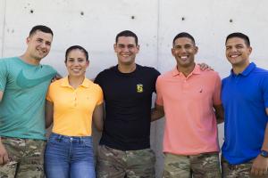 Copy of Gilbert Rivera, Karla Jiménez, Alfredo Alquino, Emmanuel López y Christopher Cintrón