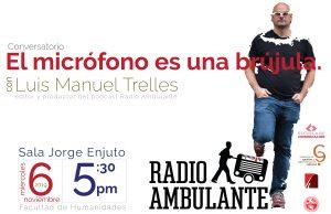 Conversatorio-Luis Manuel Trelles