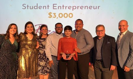 Organización estudiantil es premiada por el Grupo Guayacán