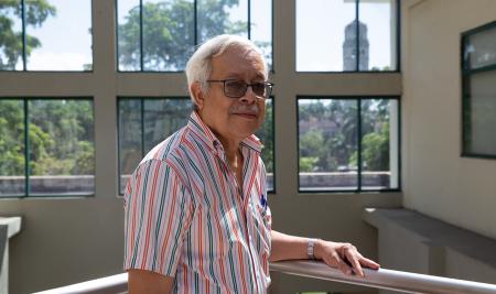 Juan Aponte Hernández: Una vida en la Iupi