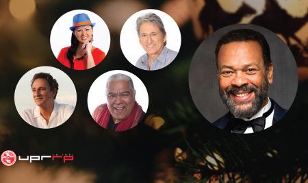 Cucco, Danny, Alberto, Victoria y Nogueras encienden la Navidad en el Teatro UPR