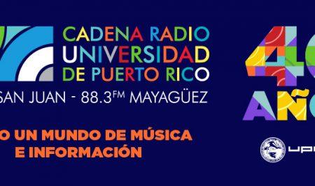Regresa Mayormente a capella a Cadena Radio Universidad de Puerto Rico