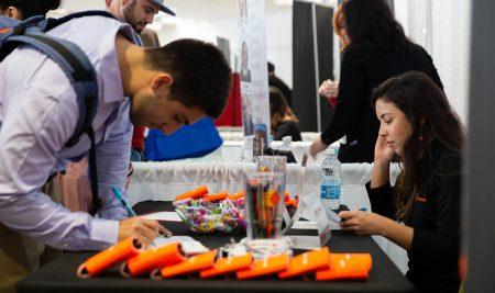 La Iupi celebró exitosa Feria de Empleos 2020