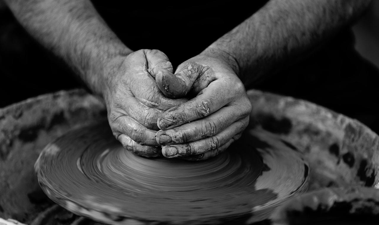 artesania barro