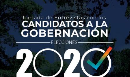 Teatro UPR presenta:  'Ciclo de Entrevistas con los Candidatos a la Gobernación'