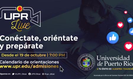 """Universidad de Puerto Rico inicia """"UPR Live"""""""