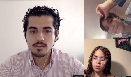 Estudiantes universitarios ponen su granito de arena para contribuir a un mejor país desde la UPR