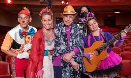 Myrna Casas será homenajeada en el Teatro de la UPR