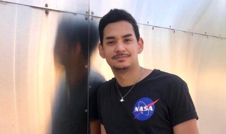 NASA otorgó una pasantía de verano a copuqueño Clase 2021