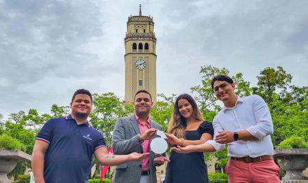 Estudiantes de la Escuela de Comunicación (UPRRP)  ganan plata en los SME Digital Awards