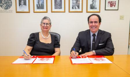 Alianza entre UPR Río Piedras y la Fundación Luis Muñoz Marín para preservar la memoria arquitectónica